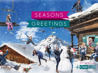 CMR festive message